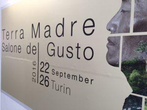 スローフードの世界大会「テッラ・マードレ」に福寿が参加しました