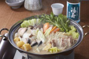 【1月】夜の会席料理