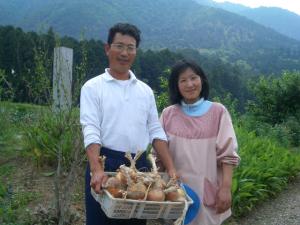 5月のうまいもん/丹波・婦木農場の野菜