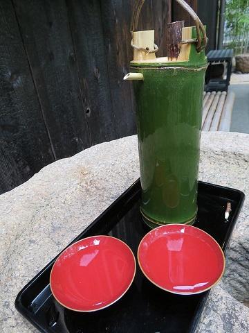 7月7日(金) 七夕のふるまい酒「竹酒」のご案内