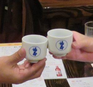 日本酒の日(2017.10.1)福寿で一斉乾杯【ご報告】