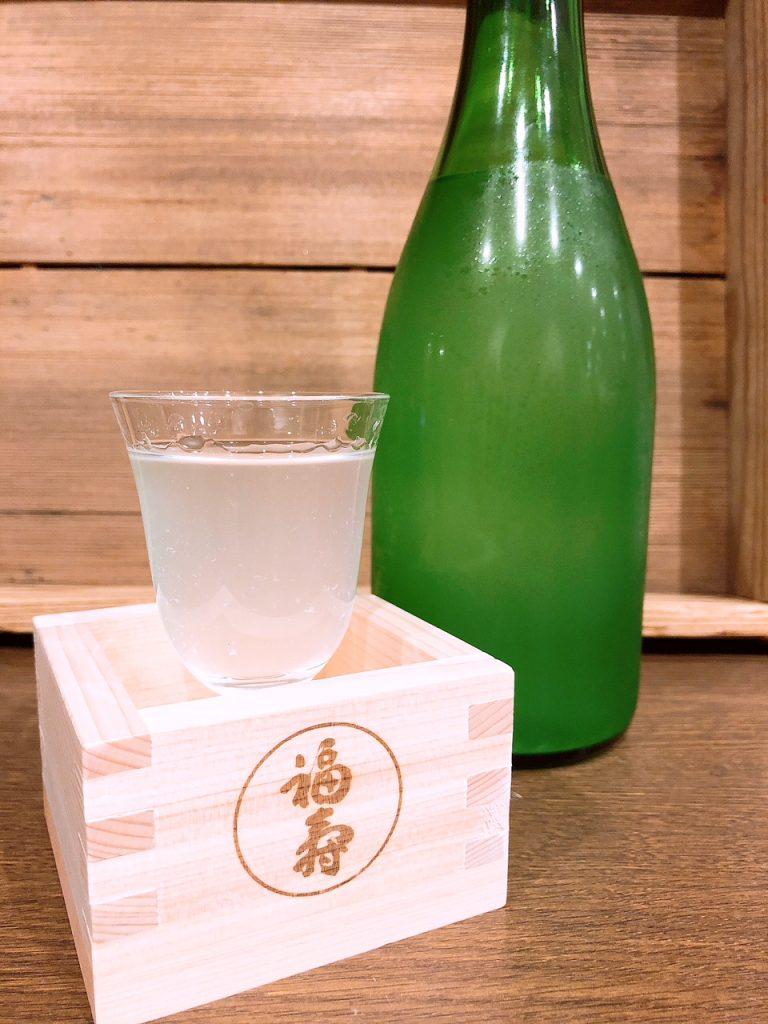 数量限定|特別純米「うすにごり生原酒」量り売り|完売いたしました
