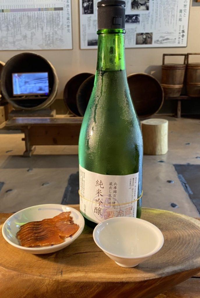 福寿 純米吟醸兵庫錦 蔵直採り生酒の販売