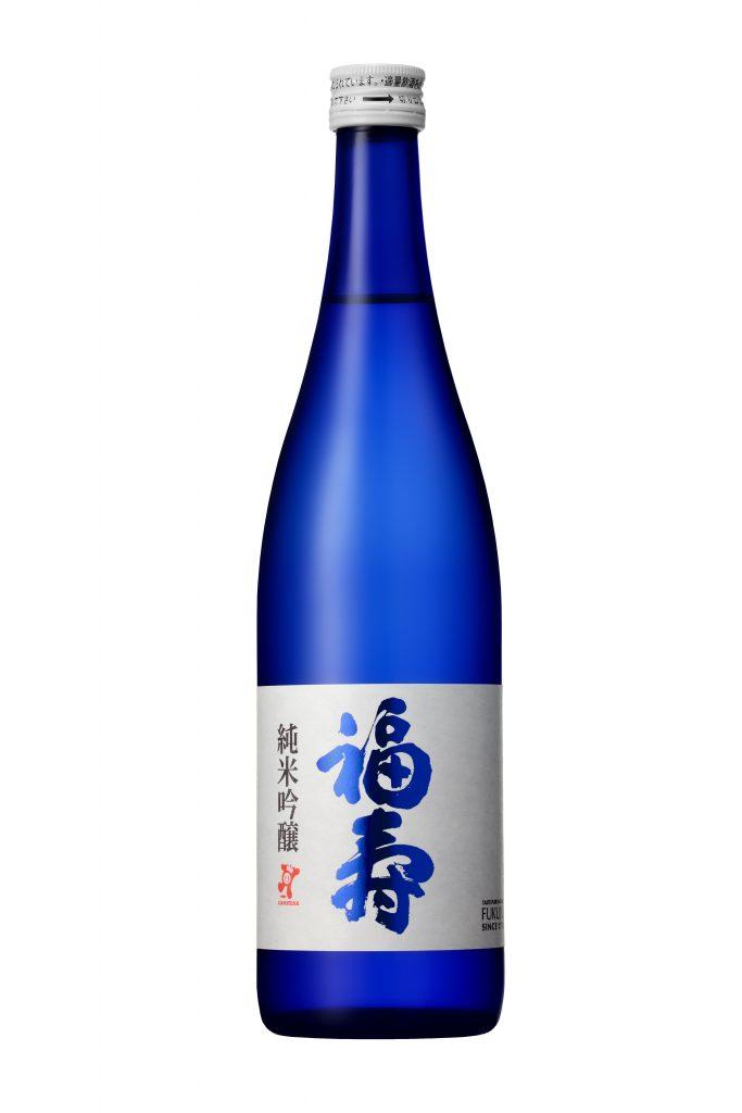 ノーベル賞公式行事提供酒 純米吟醸について