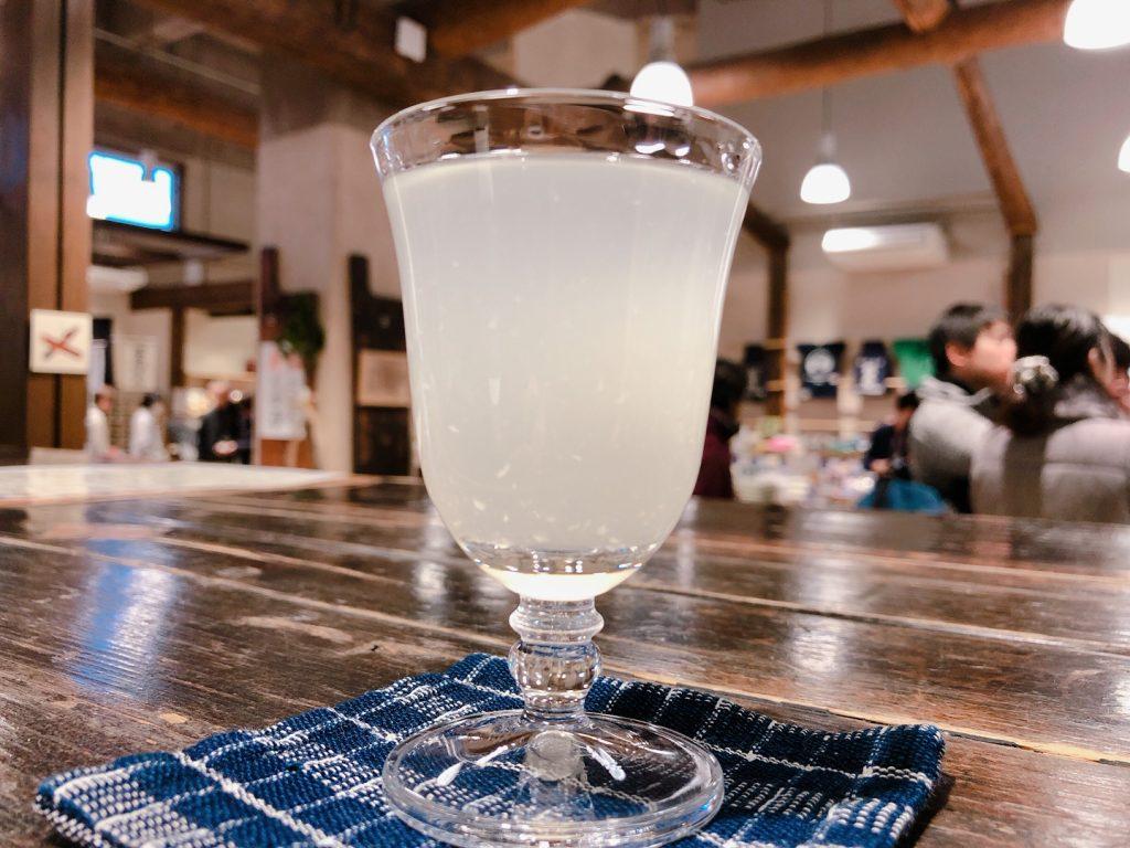 蔵直採り 純米吟醸うすにごり酒の販売|完売いたしました