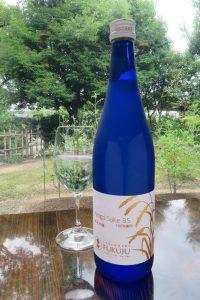 ワクチン接種の方、「福寿 純米吟醸 Hyogo Sake 85」グラスサービス