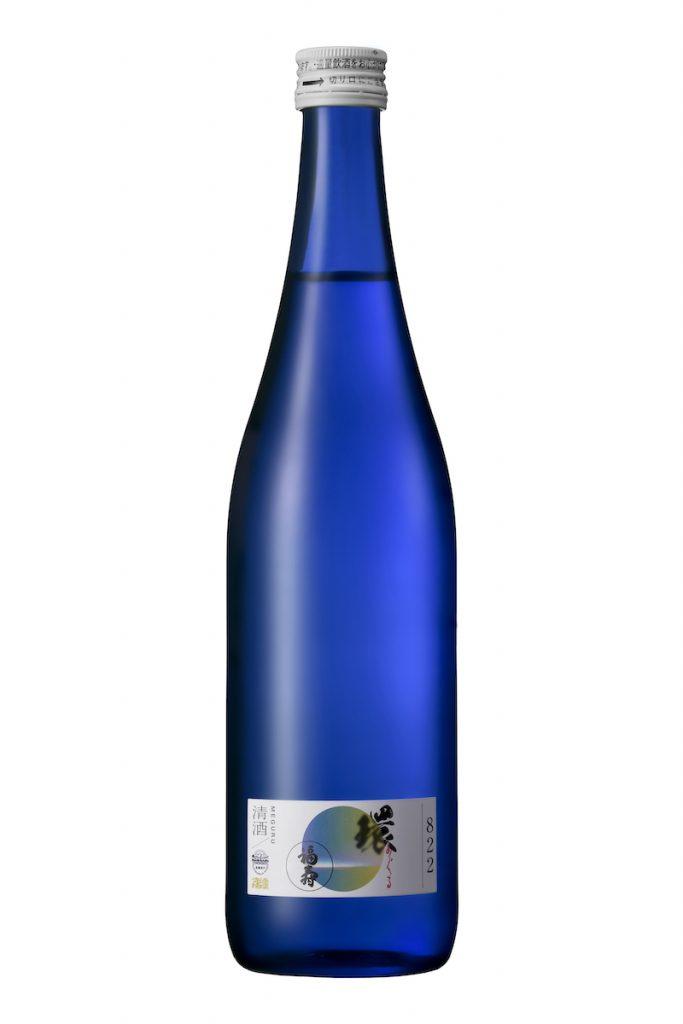 阪急三宮駅で地エネの酒「福寿 純米吟醸山田錦 環(めぐる)」が期間限定販売されます